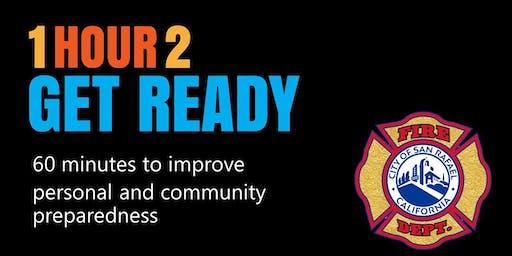 1 Hour 2 Get Ready - Boro Community Center