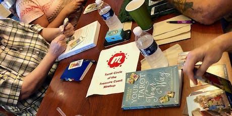 Cards and Conversation Tarot Meetup tickets