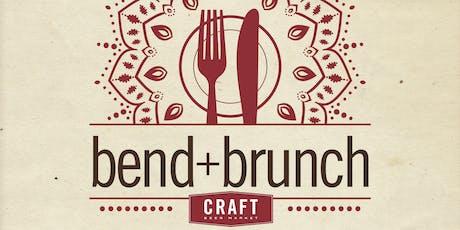 Bend & Brunch tickets
