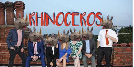 Rhinoceros' Big Friday tickets