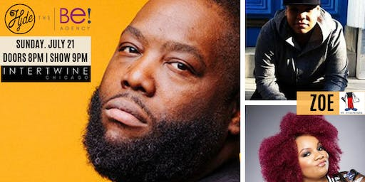 """""""Woke A Lil Bit!"""" Live Podcast & Afterparty w/ Special Guest: Killer Mike"""