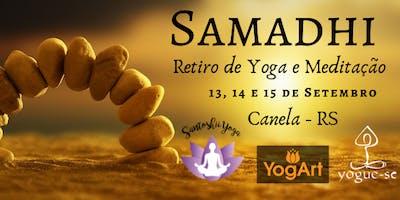 Samadhi Retiro de Imersão em Yoga e Meditação