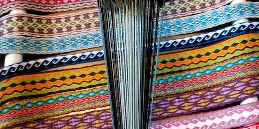 Intro To Card Weaving