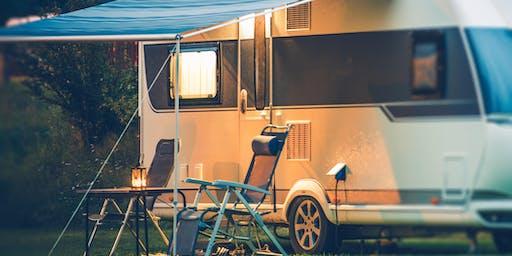 Ore Diggers Race Camping
