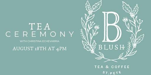 Tea Ceremony with Stellar Shift