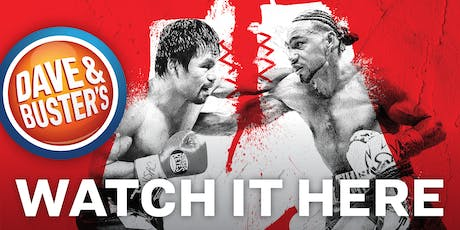 028 - Miami, Dolphin Mall -Pacquiao vs Thurman 2019 Watch Party tickets