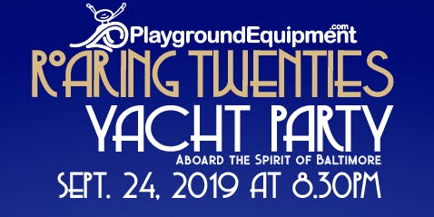 PlaygroundEquipment.com Roaring 20's Yacht Party