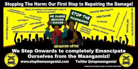 Reparations March Coach Bristol-London tickets