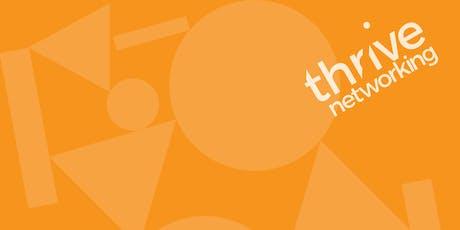 Thrive Hospitality Breakfast Club : Thursday 31 October tickets