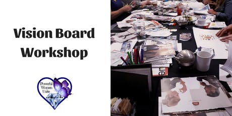 Vision Board Workshop-Aug 27th tickets