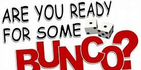 Bunco at Zpizza - Adult only