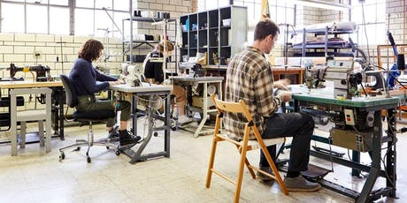 Intro To Industrial Sewing tickets