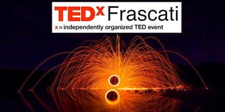 TEDxFrascati biglietti