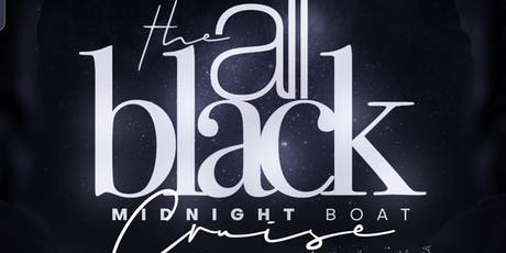 All Black Midnight Cruise 2019 tickets
