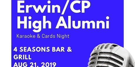 Erwin/Center Point Alumni Karaoke & Cards Night tickets