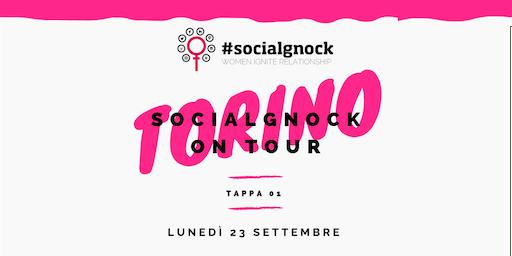 socialgnock On Tour - TORINO