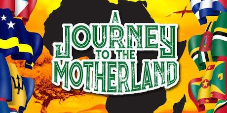 I AM C.UL.T.U.R.E.D. presents: Journey to the Motherland tickets
