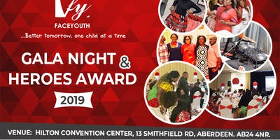 FACEYOUTH GALA & Heroes Award