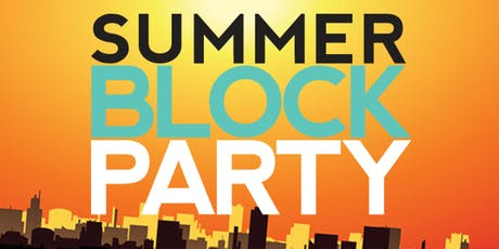 FREE Summer Block Party & Movie tickets