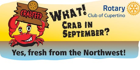 2019 Rotary Crab Feed tickets