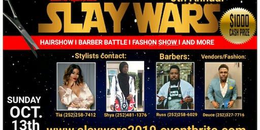 Slay Wars Hair Show & Barber Battle