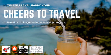 Cheers to Travel tickets