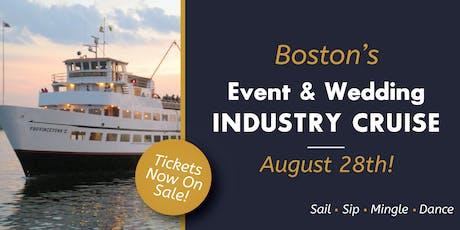 Boston's Wedding & Event Industry Cruise tickets
