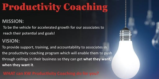 Productivity Coaching Party!!!!