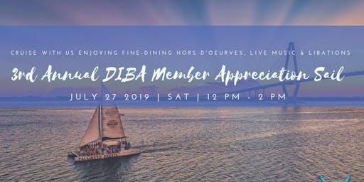 DIBA Member Appreciation Sail