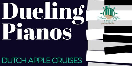 Dueling Pianos Rockin' River Cruise tickets