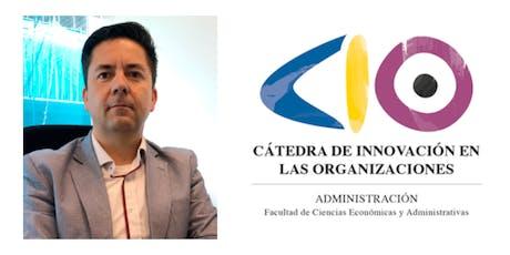 Cátedra de Innovación en las Organizaciones con Andrés Felipe Zuluaga tickets