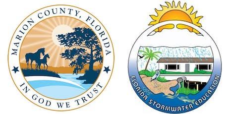 Florida Stormwater, Erosion, and Sedimentation Control Inspector Training & Certification Program tickets
