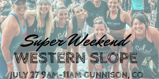 Western Slope Super Weekend