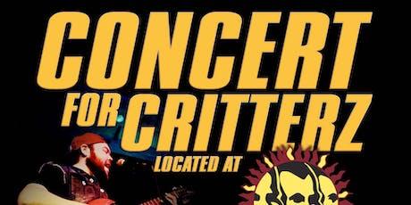 Concert For Critterz tickets