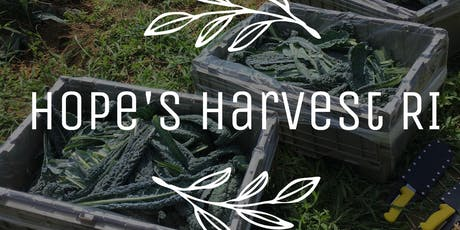 Kale Gleaning Trip with Hope's Harvest! Tuesday, July 23rd tickets