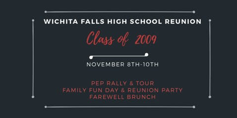 Old High Class of '09 Reunion