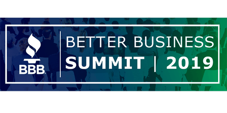 2019 Better Business Summit  tickets
