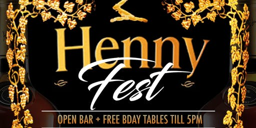 HENNY FEST DAY PARTY