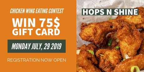 Chicken Wing Eating Contest tickets