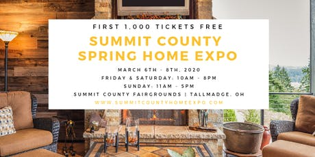 Summit County Spring Home Expo tickets