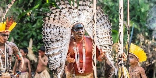 Yawanawa Rapé Ceremony