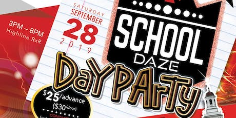 A NoVAC Joint - School Daze Day Party tickets