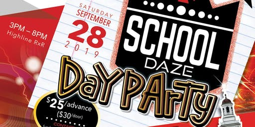 A NoVAC Joint - School Daze Day Party