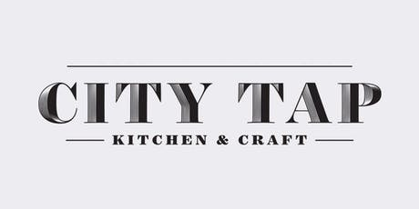 City Tap Chef's Dinner for 2 - Real Estate tickets