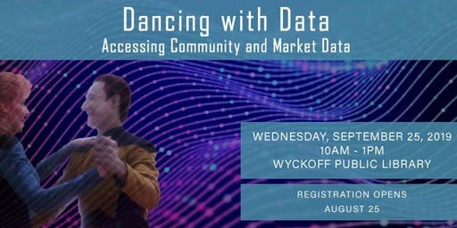 Dancing with Data: Accessing Community and Market Data