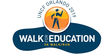 UNCF 2019 Central Florida 5K Walk for Education  tickets