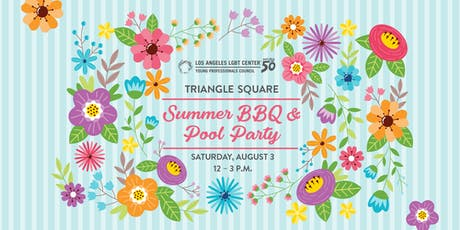 Summer Garden BBQ and Pool Party tickets