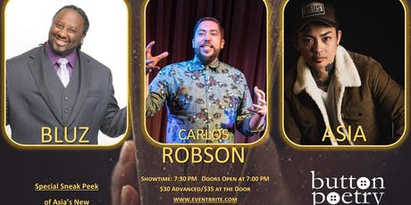 Button Poetry & Ring The Bell present Storytellers IX tickets