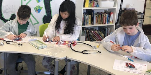 Free Little Medical School Class, All About the Heart (8-12 YO), In Stittsville