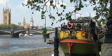 Dancing on the Thames tickets